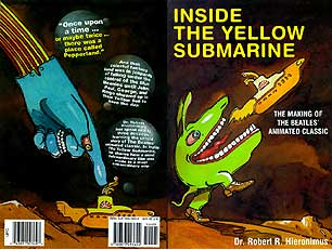 Inside the Yellow Submarine by Dr. Bob Hieronimus book cover